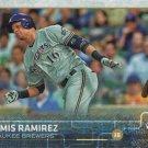 Aramis Ramirez 2015 Topps #646 Milwaukee Brewers Baseball Card