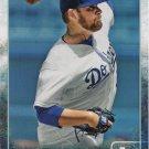 Brett Anderson 2015 Topps Update #US198 Los Angeles Dodgers Baseball Card