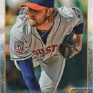 Josh Fields 2015 Topps Update #US98 Houston Astros Baseball Card