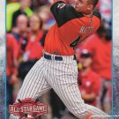 Anthony Rizzo 2015 Topps Update #US249 Chicago Cubs Baseball Card