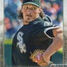 Jeff Samardzija 2015 Topps Update #US161 Chicago White Sox Baseball Card