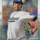 Odrisamer Despaigne 2015 Topps Update Rookie #US392 San Diego Padres Baseball Card