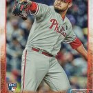 Elvis Araujo 2015 Topps Update Rookie #US95 Philadelphia Phillies Baseball Card