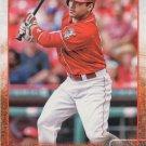 Joey Votto 2015 Topps #15 Cincinnati Reds Baseball Card
