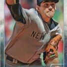 Nathan Eovaldi 2015 Topps Update #US27 New York Yankees Baseball Card