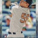 Slade Heathcott 2015 Topps Update Rookie #US160 New York Yankees Baseball Card