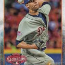 David Price 2015 Topps Update #US64 Detroit Tigers Baseball Card