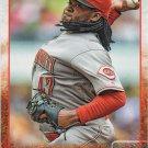 Johnny Cueto 2015 Topps #375 Cincinnati Reds Baseball Card