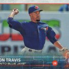 Devon Travis 2015 Topps Rookie #571 Toronto Blue Jays Baseball Card