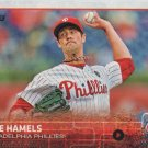 Cole Hamels 2015 Topps #10 Philadelphia Phillies Baseball Card