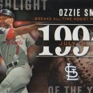 Ozzie Smith 2015 Topps Highlight of the Year #H-55 St. Louis Cardinals Baseball Card