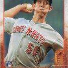 Michael Lorenzen 2015 Topps Update Rookie #US38 Cincinnati Reds Baseball Card