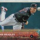 Archie Bradley 2015 Topps Update Rookie Debut #US153 Arizona Diamondbacks Baseball Card