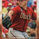Patrick Corbin 2015 Topps #558 Arizona Diamondbacks Baseball Card
