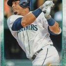 Nelson Cruz 2015 Topps #411 Seattle Mariners Baseball Card