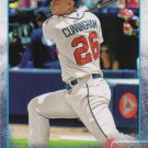 Todd Cunningham 2015 Topps Update #US111 Atlanta Braves Baseball Card
