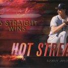 Randy Johnson 2015 Topps Hot Streak #HS-12 Seattle Mariners Baseball Card