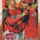 Carlos Martinez 2015 Topps Update #US311 St. Louis Cardinals Baseball Card