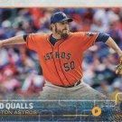 Chad Qualls 2015 Topps Update #US292 Houston Astros Baseball Card