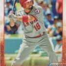 Shane Victorino 2015 Topps Update #US94 Los Angeles Angels Baseball Card
