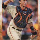 Buster Posey 2015 Topps #275 San Francisco Giants Baseball Card