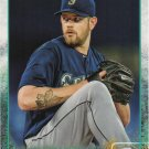 James Paxton 2015 Topps #385 Seattle Mariners Baseball Card