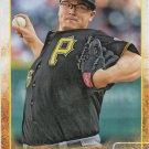 Vance Worley 2015 Topps #66 Pittsburgh Pirates Baseball Card