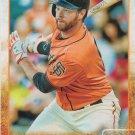 Brandon Belt 2015 Topps #234 San Francisco Giants Baseball Card