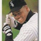 Frank Thomas 1992 Upper Deck #166 Chicago White Sox Baseball Card