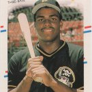 Bobby Bonilla 1988 Fleer #323 Pittsburgh Pirates Baseball Card