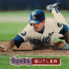 Brett Butler 1994 Topps Stadium Club #121 Los Angeles Dodgers Baseball Card