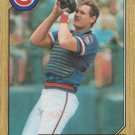 Jody Davis 1987 Topps #270 Chicago Cubs Baseball Card