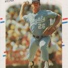 Steve Farr 1988 Fleer #256 Kansas City Royals Baseball Card