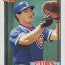 Joe Girardi 1991 Topps #214 Chicago Cubs Baseball Card