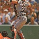 Chris Hoiles 1994 Leaf #195 Baltimore Orioles Baseball Card