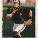 Chris Hoiles 1995 Topps #546 Baltimore Orioles Baseball Card