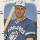 Garth Iorg 1988 Fleer #113 Toronto Blue Jays Baseball Card