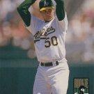 Steve Karsay 1994 Upper Deck Collector's Choice Rookie #13 Oakland Athletics Baseball Card