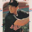 Gene Larkin 1988 Fleer #14 Minnesota Twins Baseball Card
