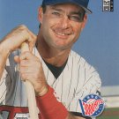 Paul Molitor 1997 Upper Deck Collector's Choice #155 Minnesota Twins Baseball Card