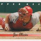 Joe Oliver 1993 Upper Deck #234 Cincinnati Reds Baseball Card