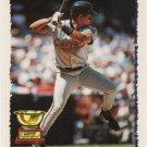 Manny Ramirez 1995 Topps #577 Cleveland Indians Baseball Card