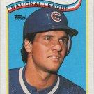 Ryne Sandberg 1989 Topps #387 Chicago Cubs Baseball Card