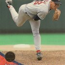 Aaron Sele 1994 Leaf #199 Boston Red Sox Baseball Card