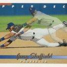 Gary Sheffield 1993 Upper Deck #222 San Diego Padres Baseball Card