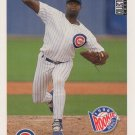 Amaury Telemaco 1997 Upper Deck Collector's Choice #292 Chicago Cubs Baseball Card