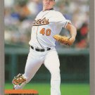 Mike Timlin 2000 Topps #333 Baltimore Orioles Baseball Card