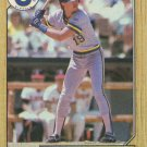 Robin Yount 1987 Topps #773 Milwaukee Brewers Baseball Card
