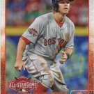 Brock Holt 2015 Topps Update #US128 Boston Red Sox Baseball Card