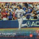 Troy Tulowitzki 2015 Topps Update #US268 Toronto Blue Jays Baseball Card